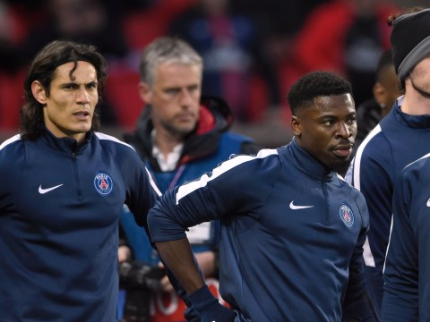 Manchester United weigh up Serge Aurier transfer as he looks set to quit PSG