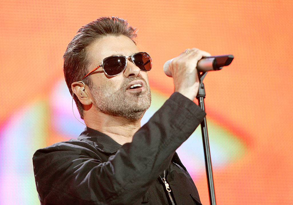 George Michael's neighbours want his shrine removed as it becomes a 'permanent eyesore'