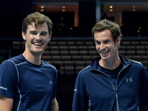 Jamie Murray confirms plans to play Wimbledon with brother Andy in the future