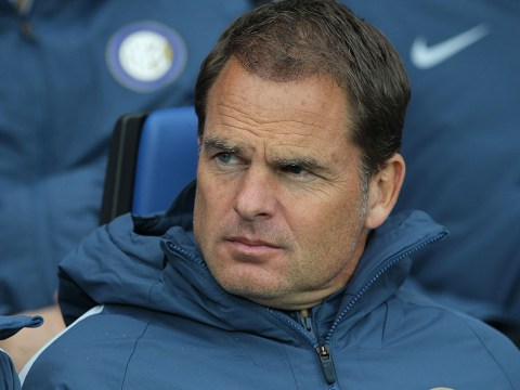 Crystal Palace confirm the appointment of Frank de Boer as new manager
