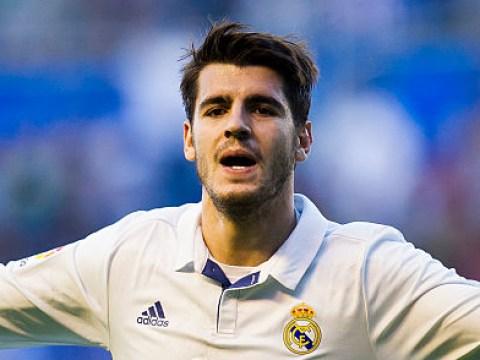 Alvaro Morata breaks silence after agreeing Chelsea transfer