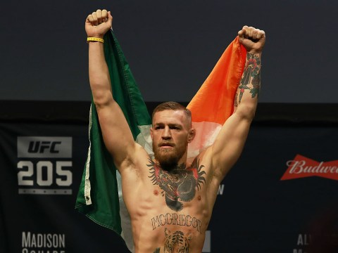 Conor McGregor is the greatest featherweight of all time, insists Joe Rogan