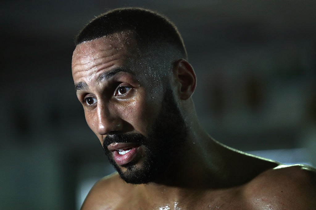 James DeGale reveals shoulder surgery set to rule him out of action for up to six months