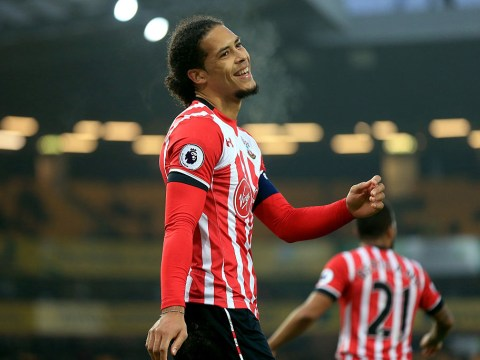 Arsenal, Chelsea and Man City all set for failure in pursuit of Virgil van Dijk