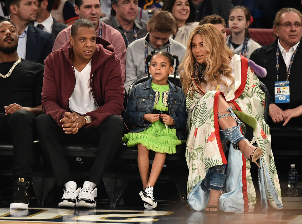 Blue Ivy makes a surprise appearance on Jay-Z's 4:44 bonus tracks and the internet loves it