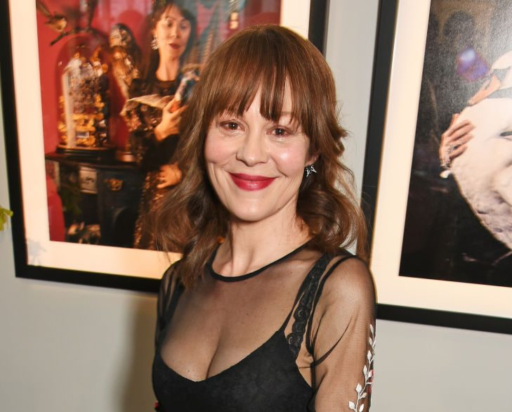 Helen McCrory nearly didn't get her OBE after mistaking it for a parking ticket