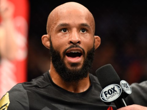 Demetrious Johnson claims Dana White threatened to bin flyweight division after UFC champion refused TJ Dillashaw fight