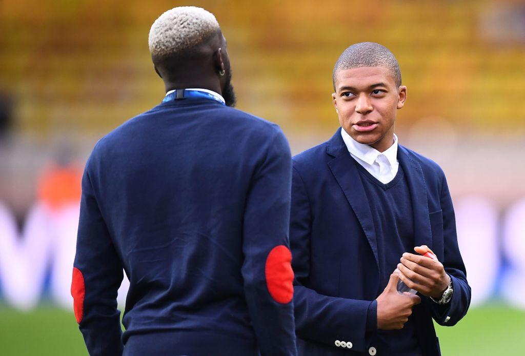 Monaco assure Kylian Mbappe that Chelsea-bound Tiemoue Bakayoko will be last sale