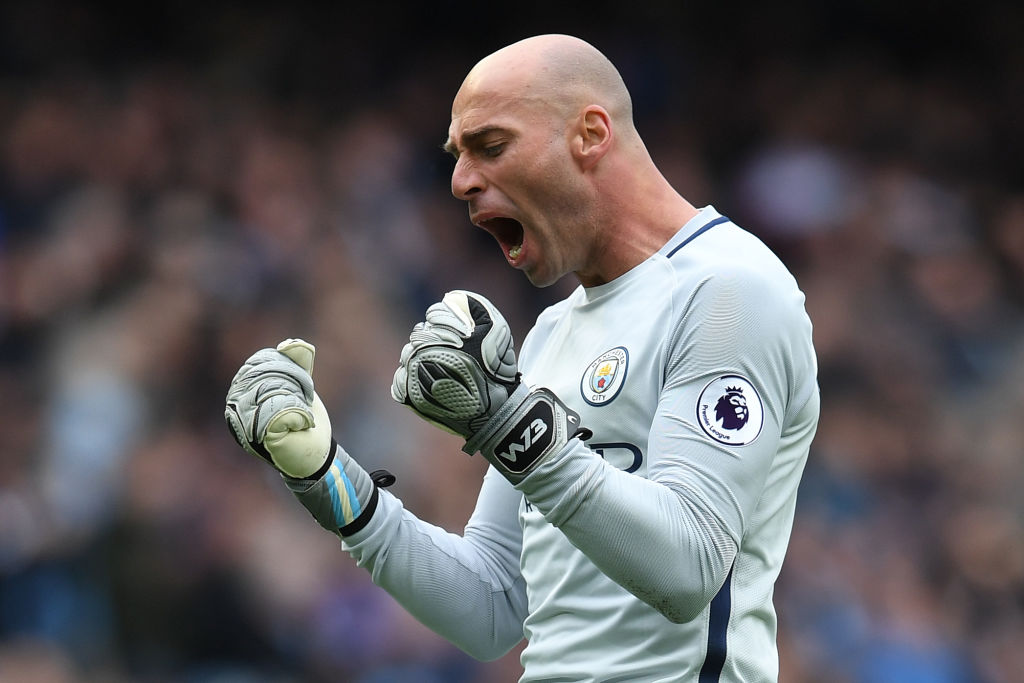 Chelsea transfer target Willy Caballero is considering offers from Newcastle and Brighton
