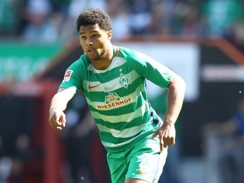 Serge Gnabry on verge of Hoffenheim transfer less than a year after Arsenal exit