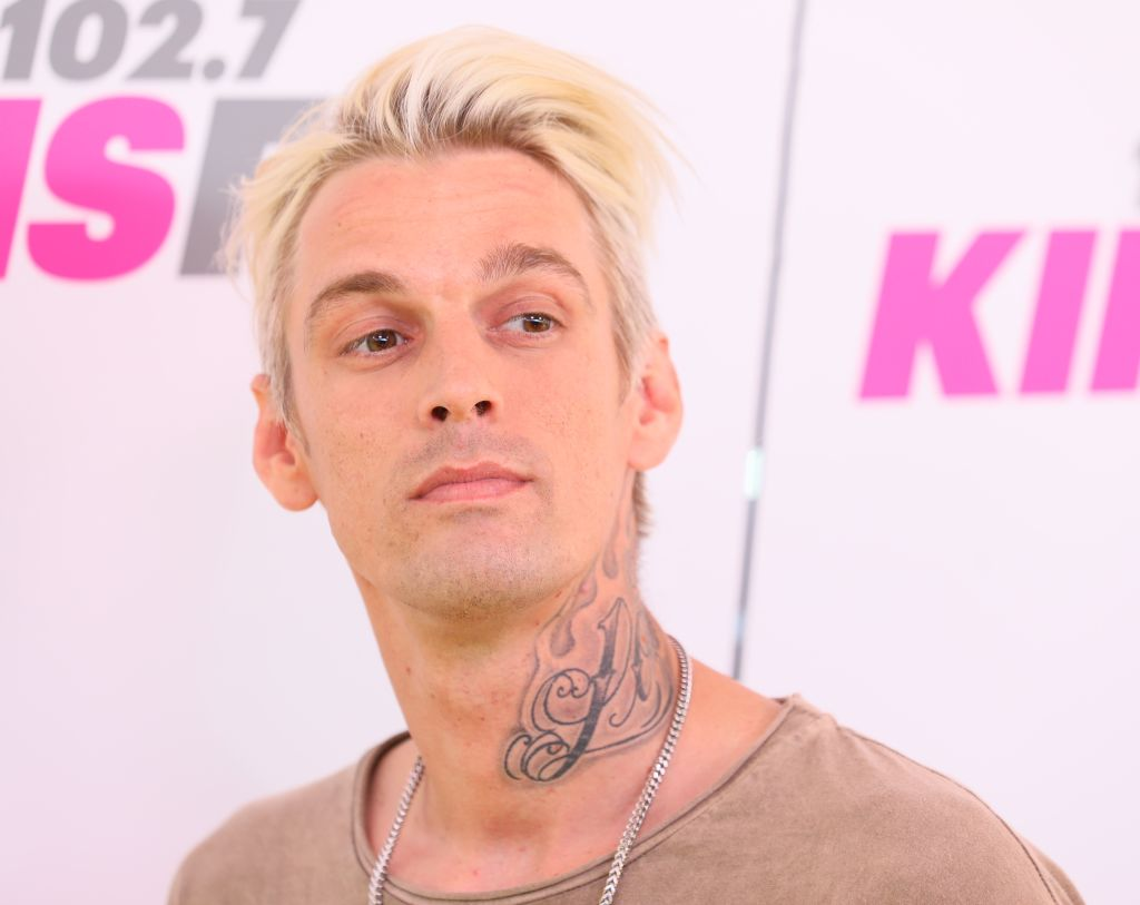 Aaron Carter reveals that he is 'sexually attracted to both men and women' in open letter to fans