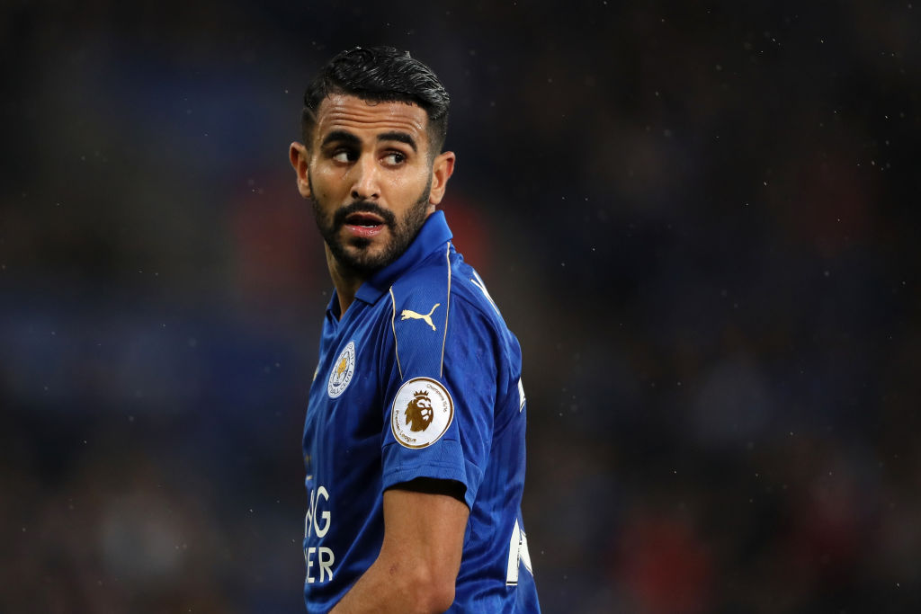 Chelsea close to completing £45m Riyad Mahrez transfer