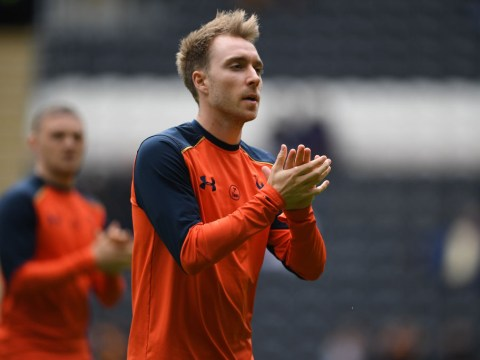 Tottenham star Christian Eriksen flirts with Barcelona transfer
