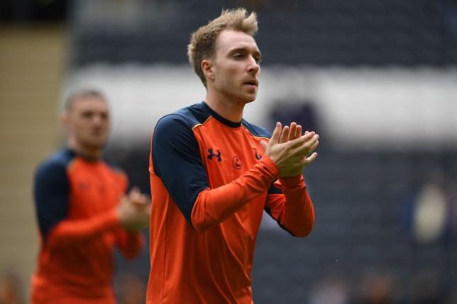 Tottenham transfer news: Christian Eriksen flirts with
