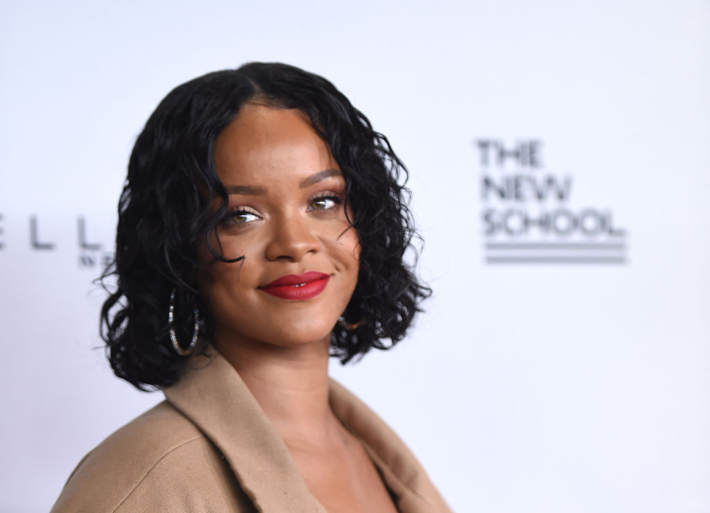 Rihanna has been tweeting world leaders urging them to fund education