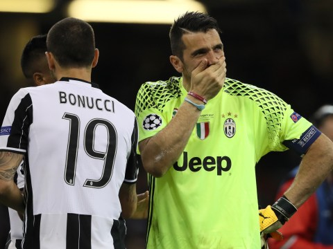 Juventus conceded more to Real Madrid tonight than in the rest of their Champions League season