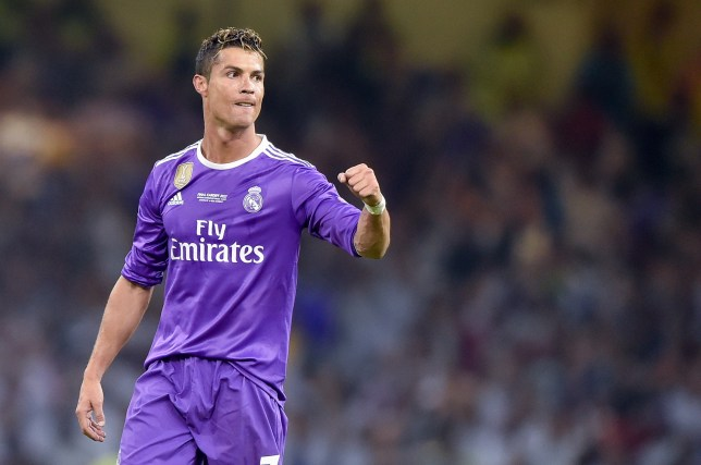 huge selection of 3ab13 9295c Cristiano Ronaldo to Man Utd: La Liga chief speaks of damage ...