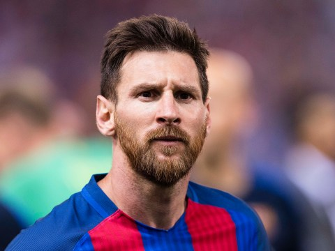 Lionel Messi's dad begins talks with Manchester City over free transfer