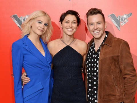 Who are the judges on The Voice Kids 2017?