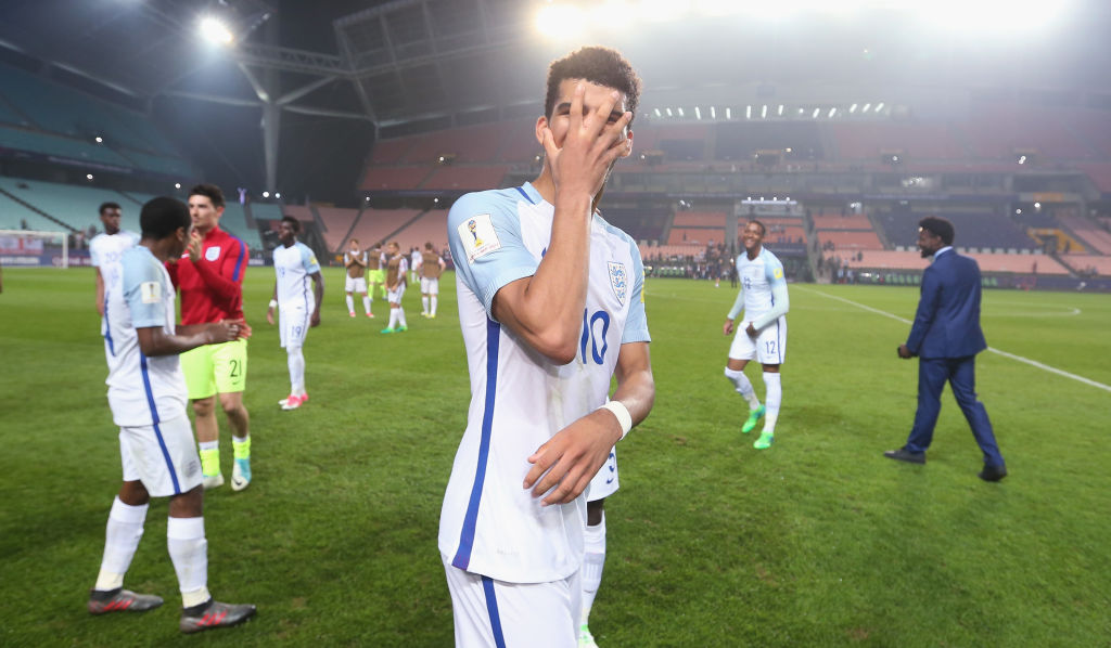Chelsea fans are fuming Liverpool were allowed to sign Dominic Solanke after Under-20 World Cup brace