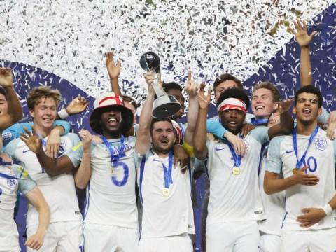 A new Golden Generation: England win their first World Cup final since 1966 as Under-20s beat Venezuela