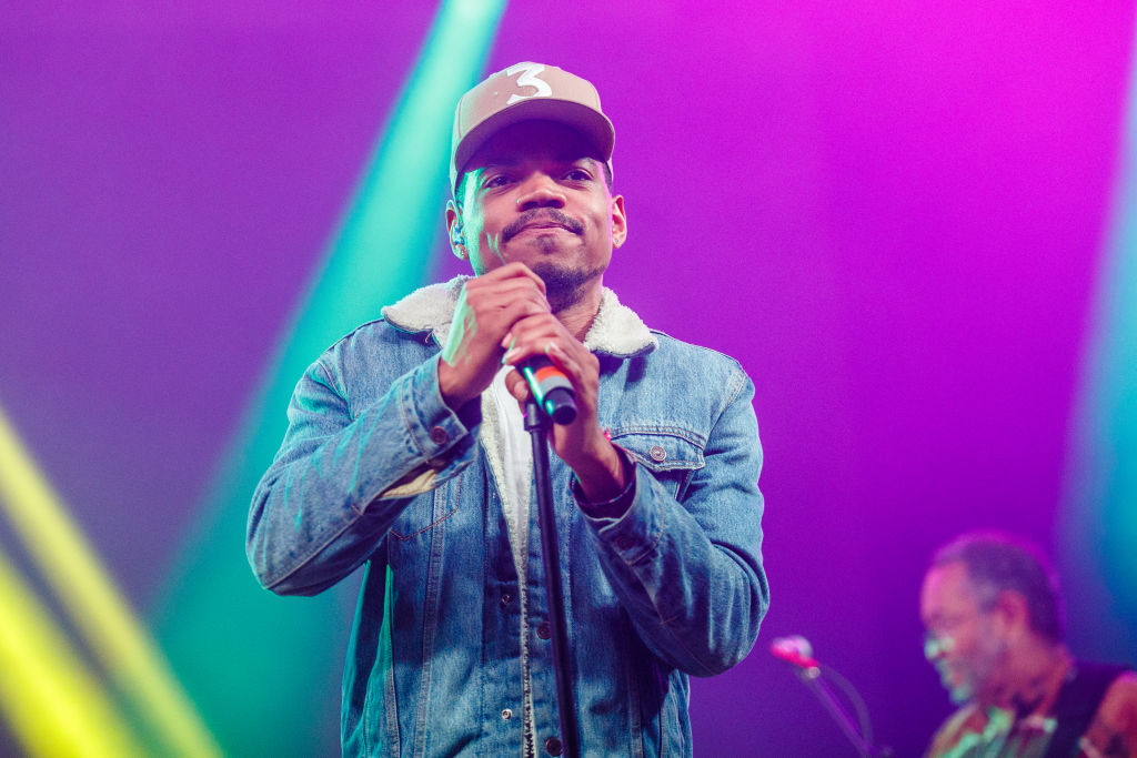 Chance The Rapper apologises to Dr. Dre for 'disrespecting' his record label