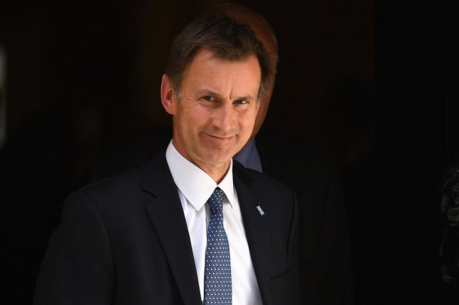 Jeremy Hunt, Secretary of State for Health (Picture: Leon Neal/Getty Images)