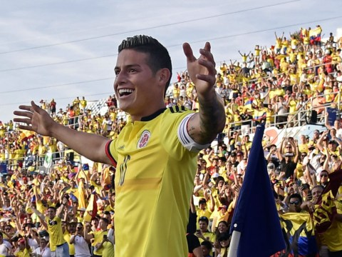 Chelsea and Manchester United yet to bid for James Rodriguez, reveals Real Madrid president