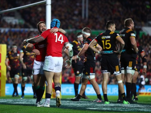 Chiefs 6 Lions 34: Perfect warm-up for Warren Gatland's side days before first Test