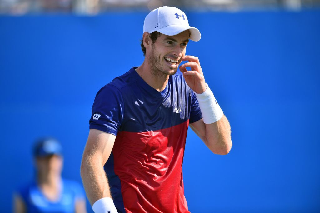 Andy Murray can still win Wimbledon despite Queen's loss, says Greg Rusedski
