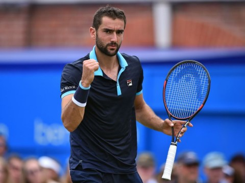 First Queen's semi-final set as Marin Cilic faces Gilles Muller at the Aegon Championships