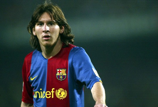How different the world of football could have been if Lionel Messi had left in 2006 (Picture: Getty Images)