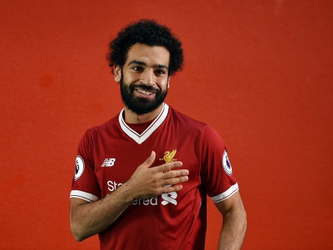 Emre Can is already checking Mohamed Salah's stats after Liverpool completed club-record transfer