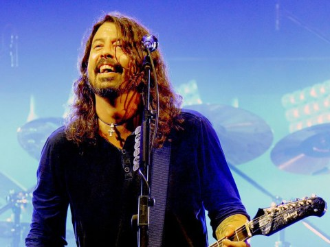 Foo Fighters entertain the likes of Fearne Cotton, Daisy Lowe and Zoe Ball with 'unforgettable' Glastonbury performance