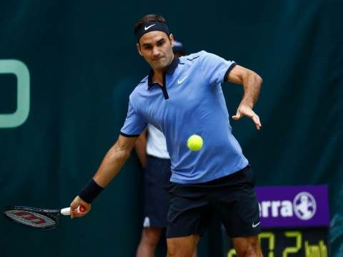 Marin Cilic plays down Roger Federer's Wimbledon favourite tag