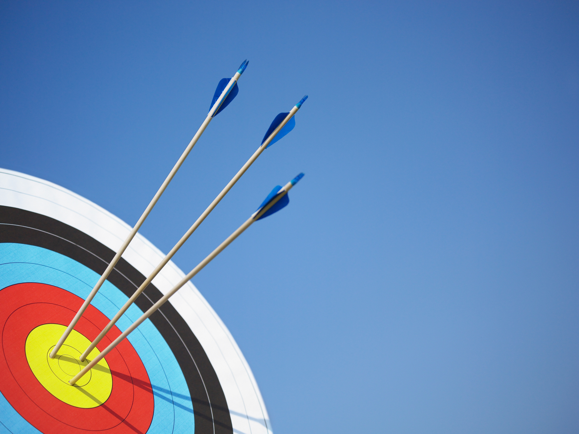 Archery: the perfect sport for summer, and the zombie apocalypse