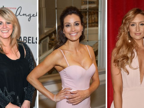 Explicit pictures leak of Melanie Sykes and Corrie duo Sally Lindsay and Catherine Tyldesley