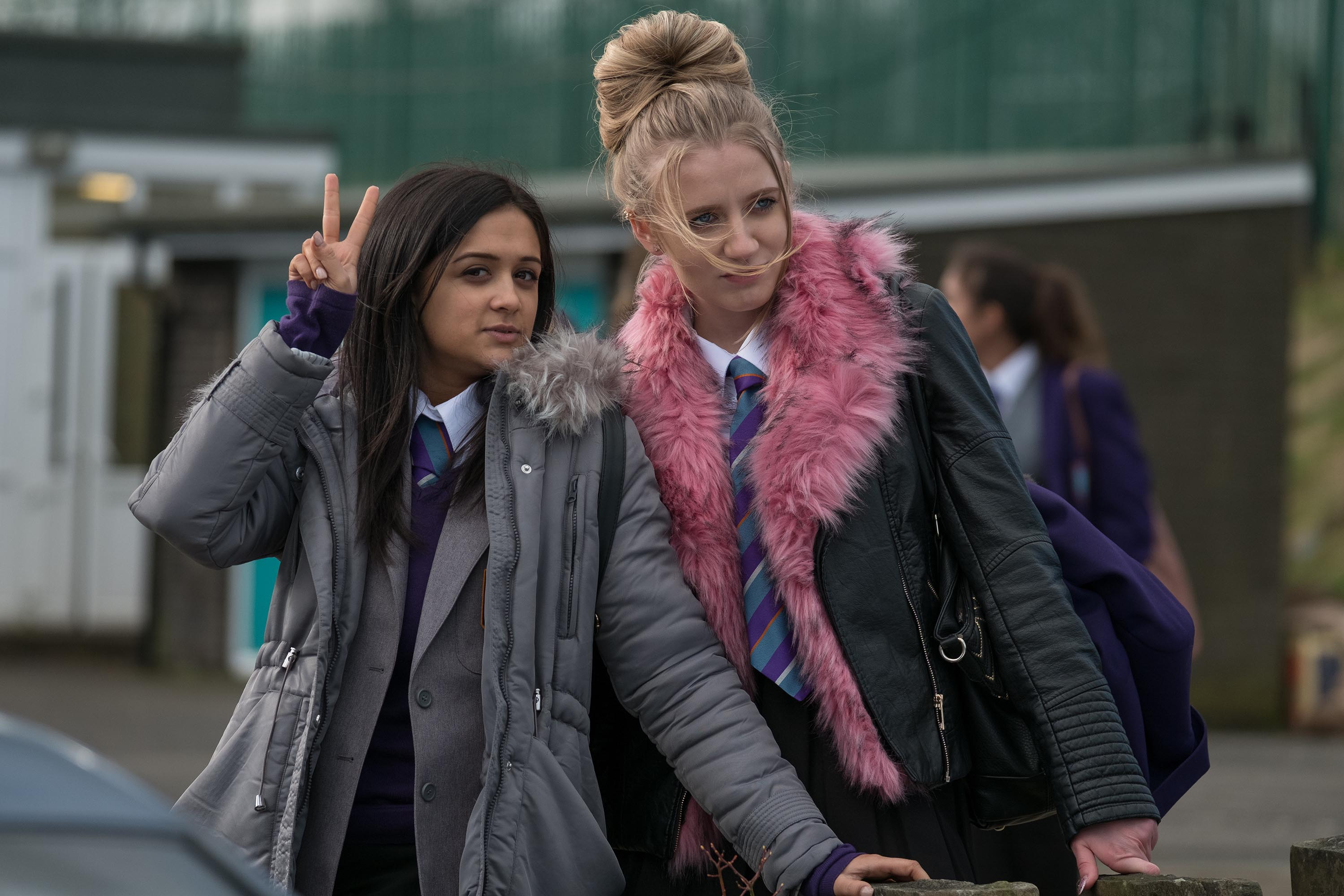 Channel 4 hands school drama Ackley Bridge a second series which is doubled in length