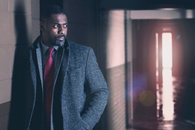 Television Programme: Luther - Picture Shows: DCI John Luther (IDRIS ELBA) - (C) BBC - Photographer: Sarah Dunn