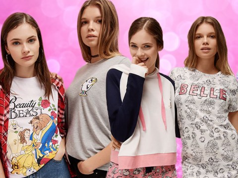Primark's Beauty and the Beast inspired clothing range is all magical