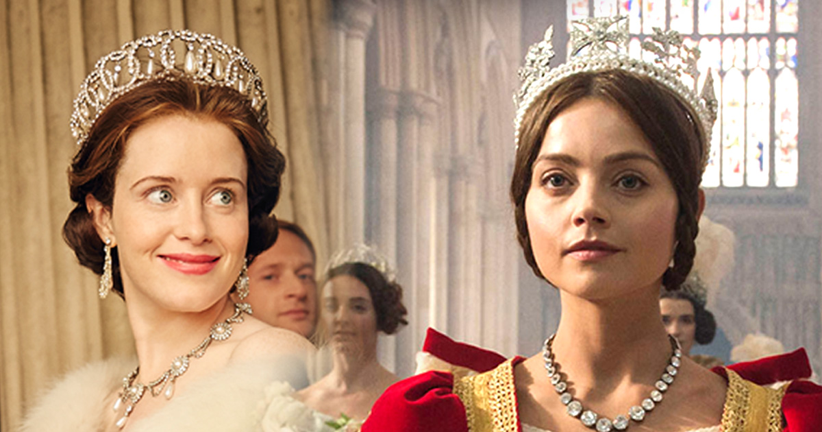 TV Choice Awards 2017 nominations: Royal rumble as The Crown goes head to head with Victoria