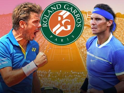 French Open final preview: Rafael Nadal v Stan Wawrinka