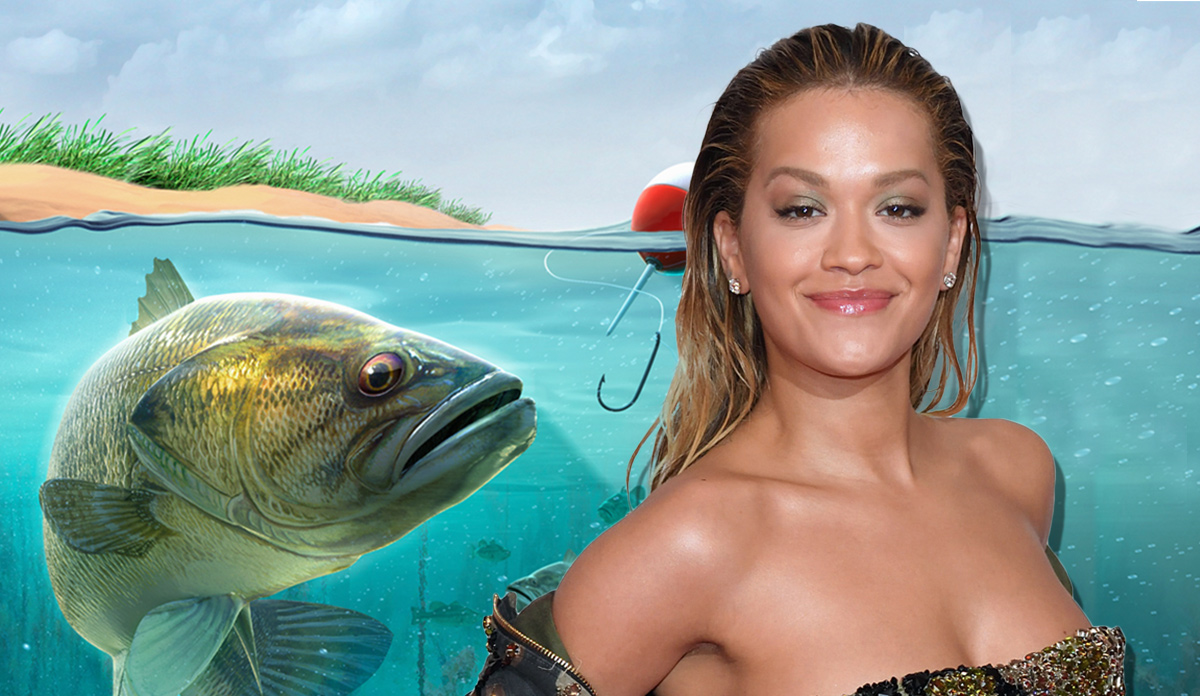 Rita Ora reveals secret fishing hobby helps her relax