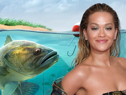 Rita Ora reveals secret fishing hobby helps her relax