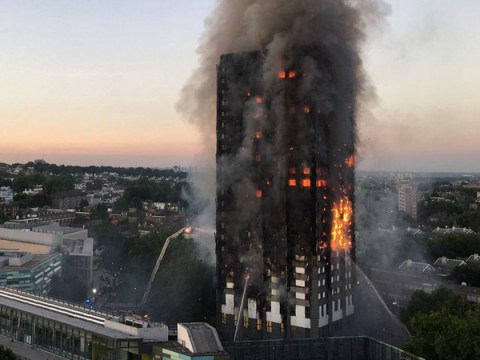 At least 12 people now confirmed dead in Grenfell Tower fire