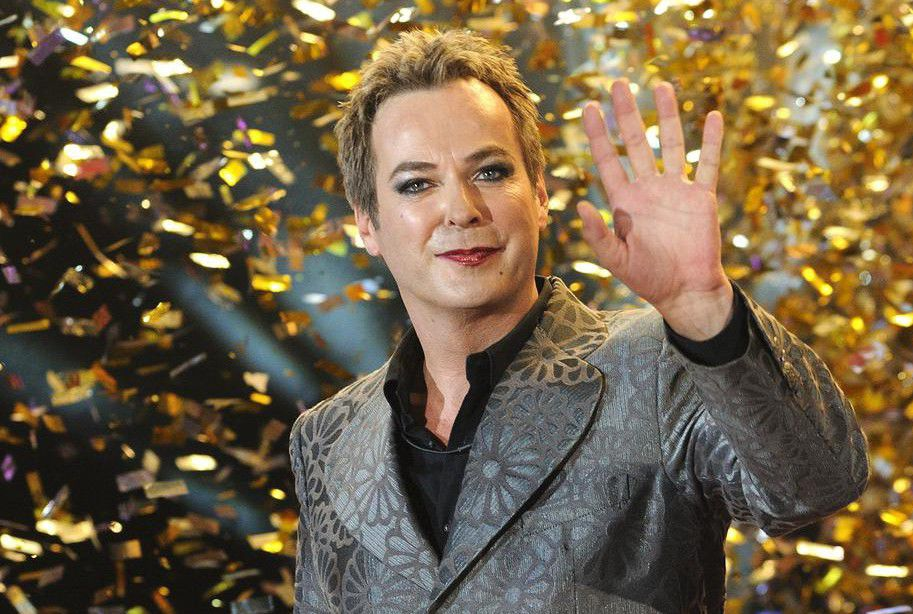 Newly wed Julian Clary admits he finds marriage a 'funny business': 'I'm not sure I like it'