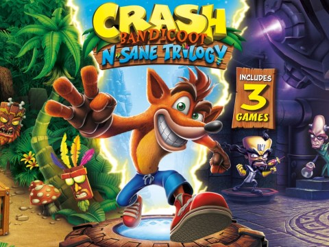 Crash Bandicoot N. Sane Trilogy Nintendo Switch review – switching mascots