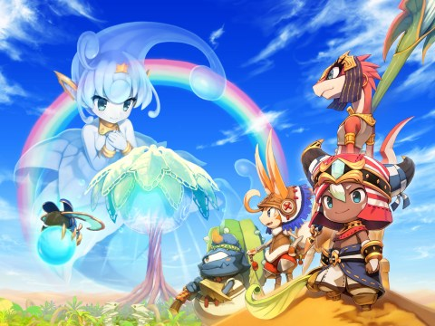 Ever Oasis review – just deserts