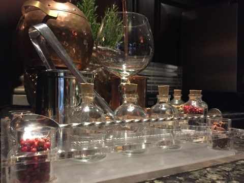Reinventing the date night with gin and jazz