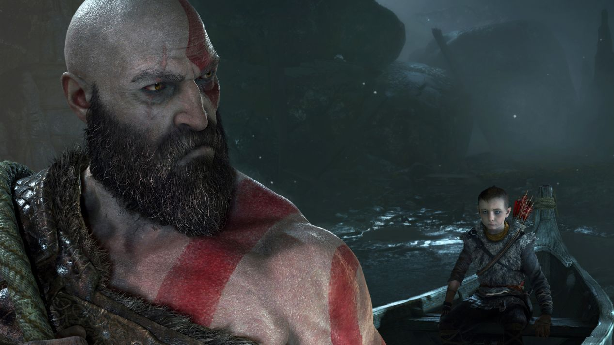 God Of War - Kratos is back... next year